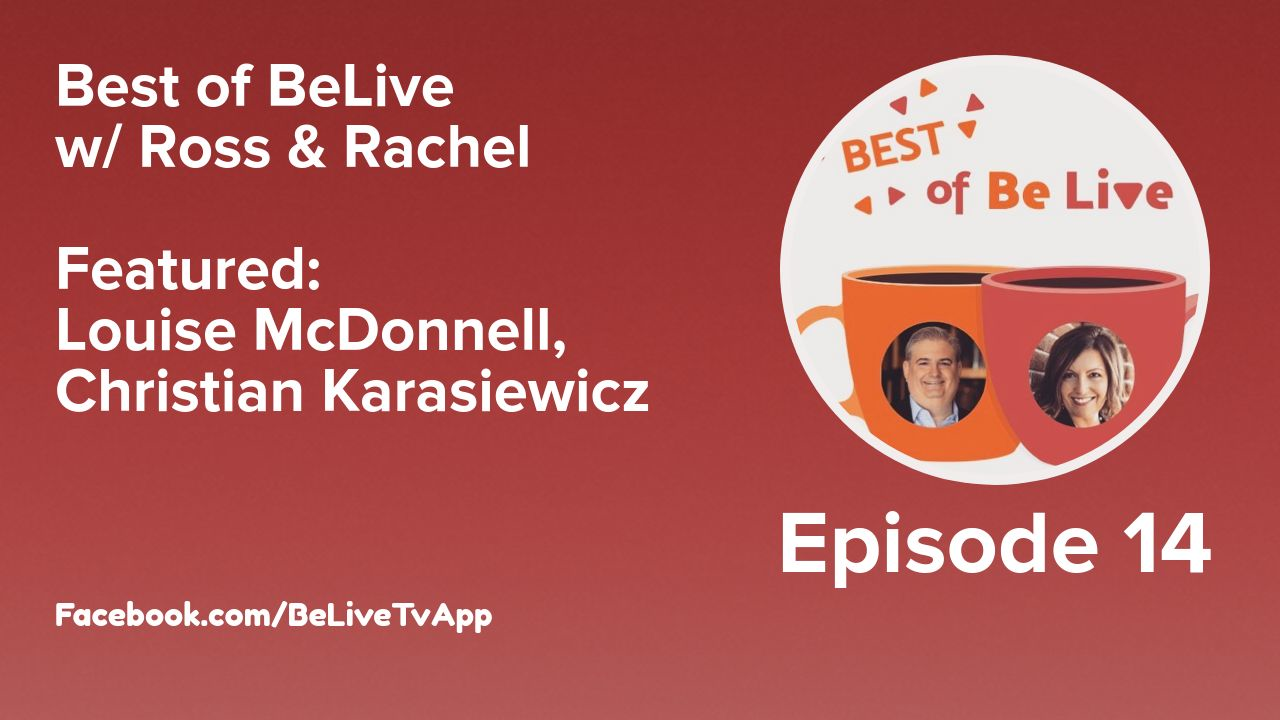 Best of BeLive - Ross Brand Rachel Moore Ep 14