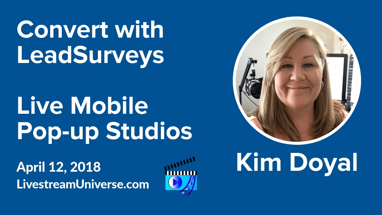 Kim Doyal LeadSurveys