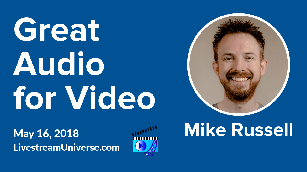 Mike Russell Audio for Video