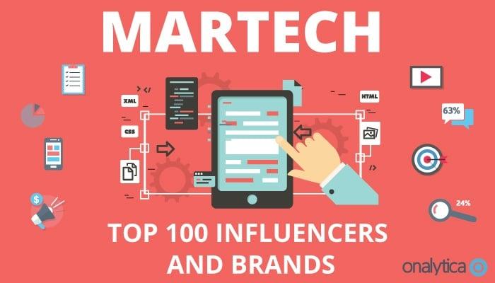 Ross Brand MarTech Top 100