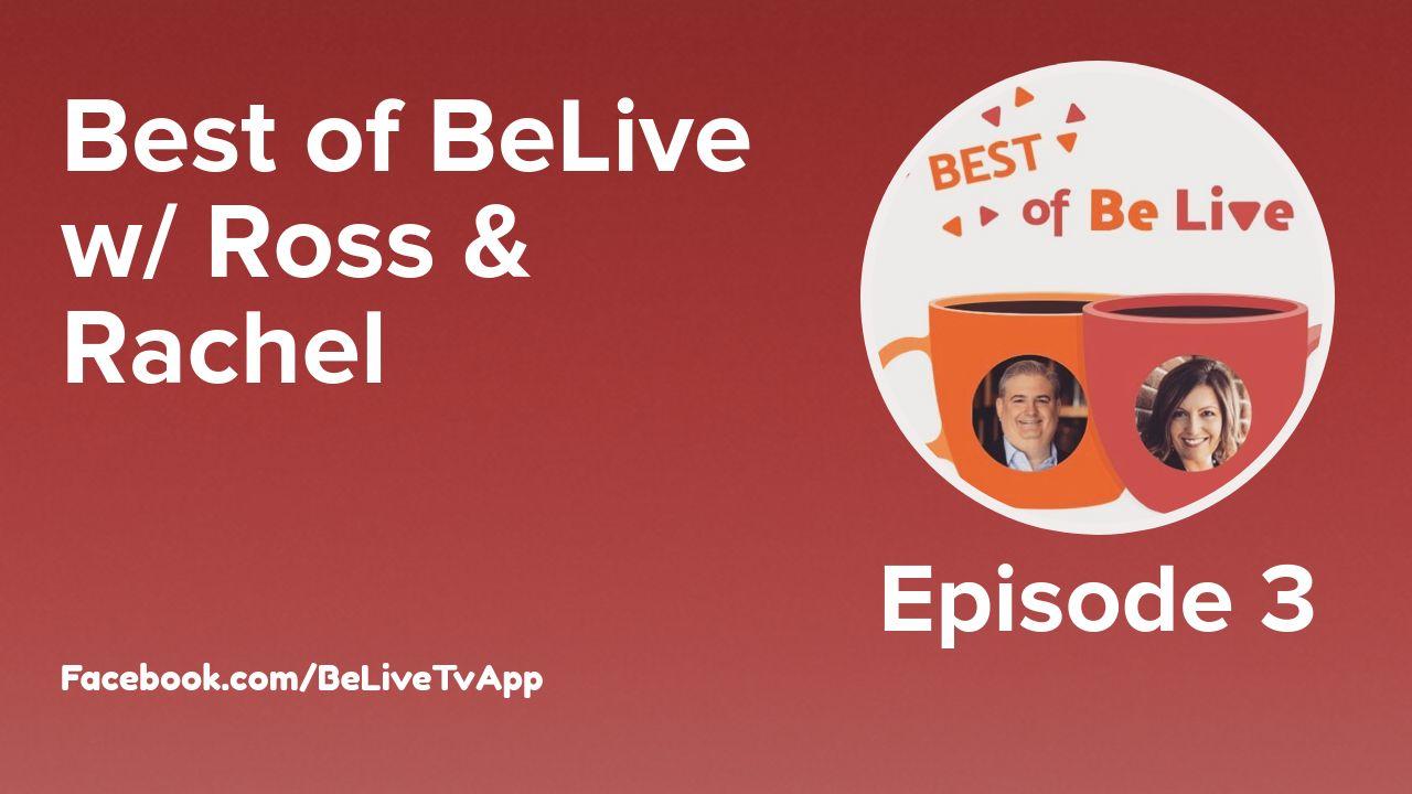 Best of BeLive - Ross Brand Rachel Moore Ep 3