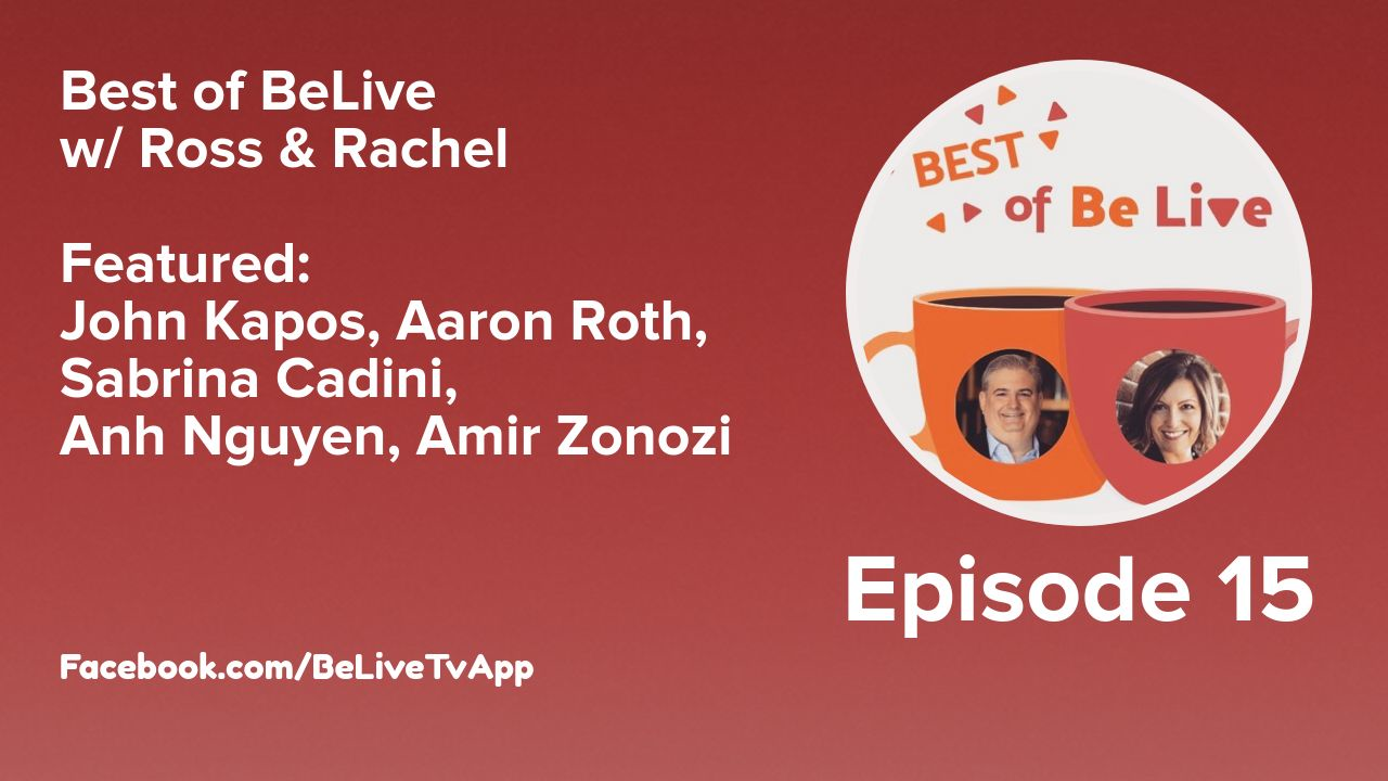 Best of BeLive - Ross Brand Rachel Moore Ep 15