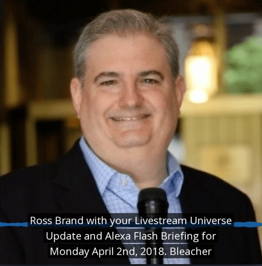Ross Brand Alexa Flash Briefing