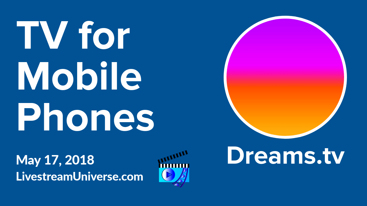dreams tv for mobile phones