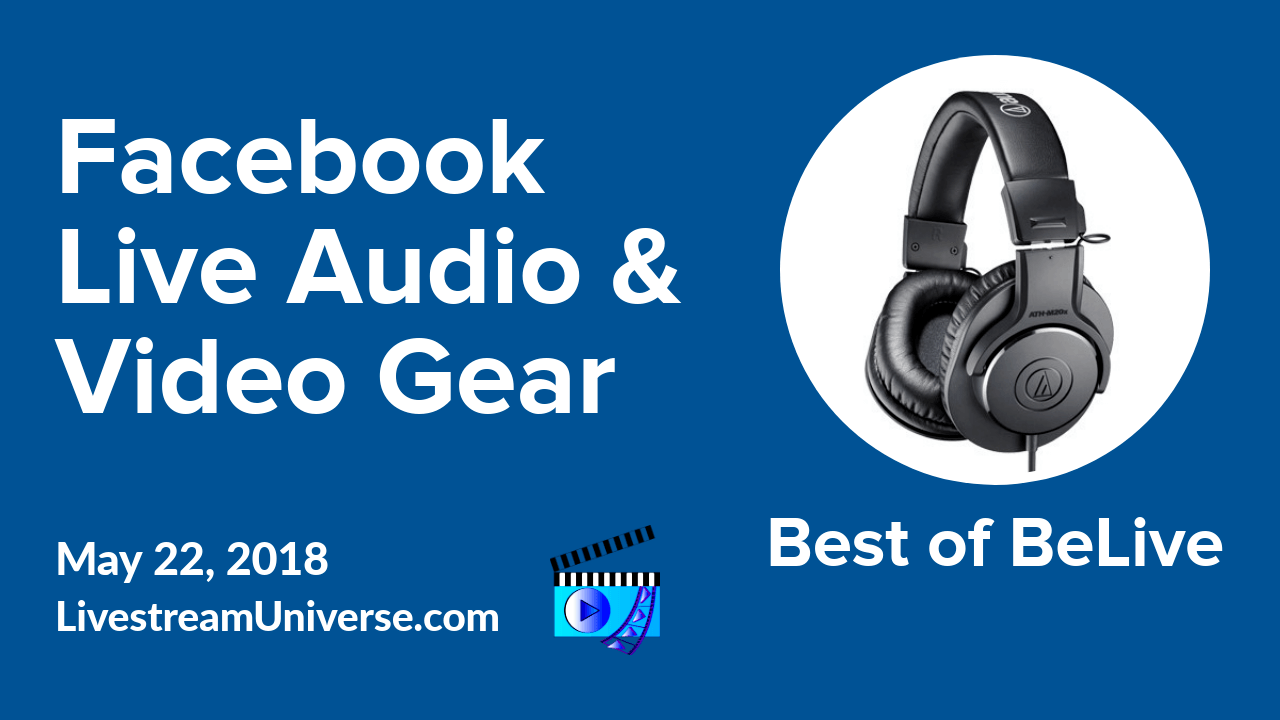 Best of BeLive Audio Video Gear