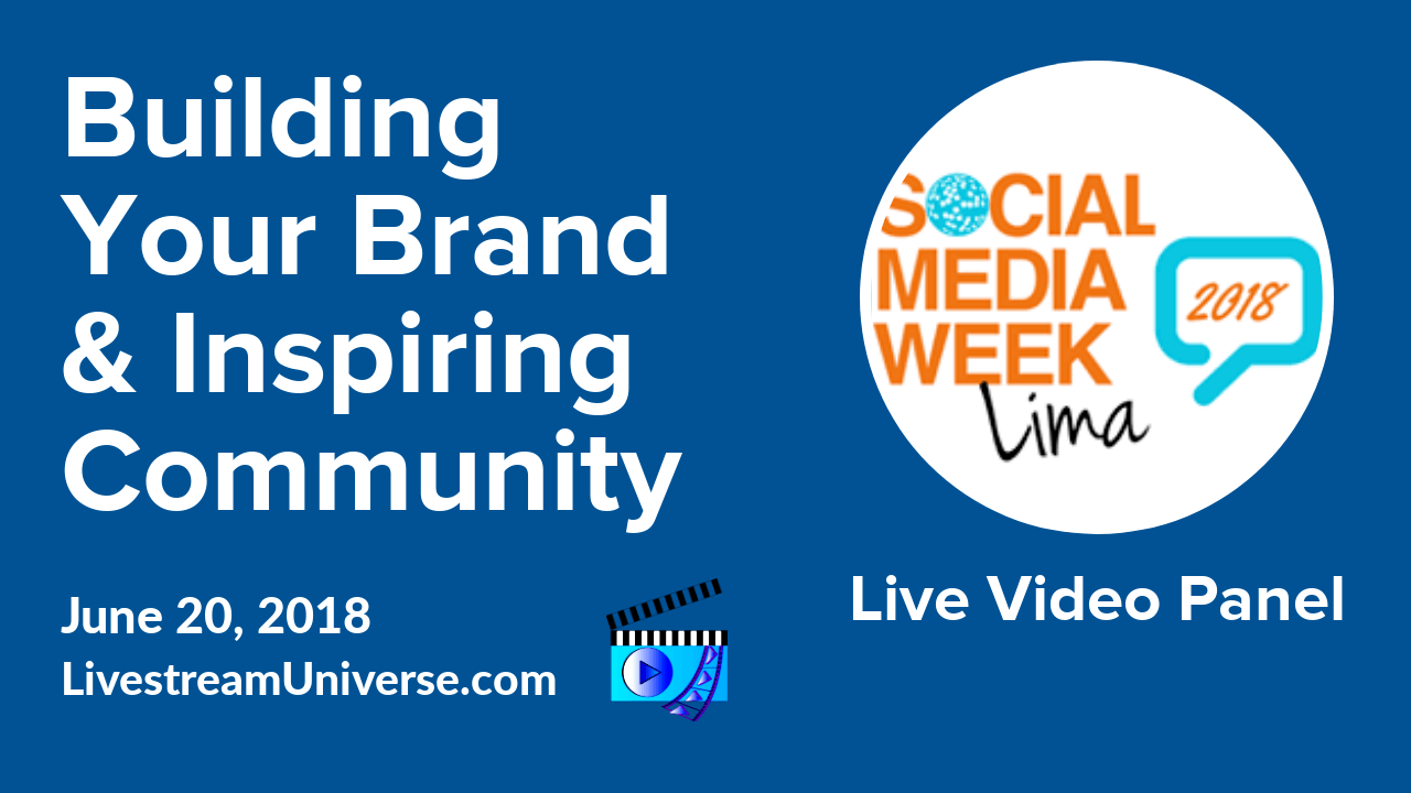 #SMWL18 Live Video Panel Facebook Rights Manager