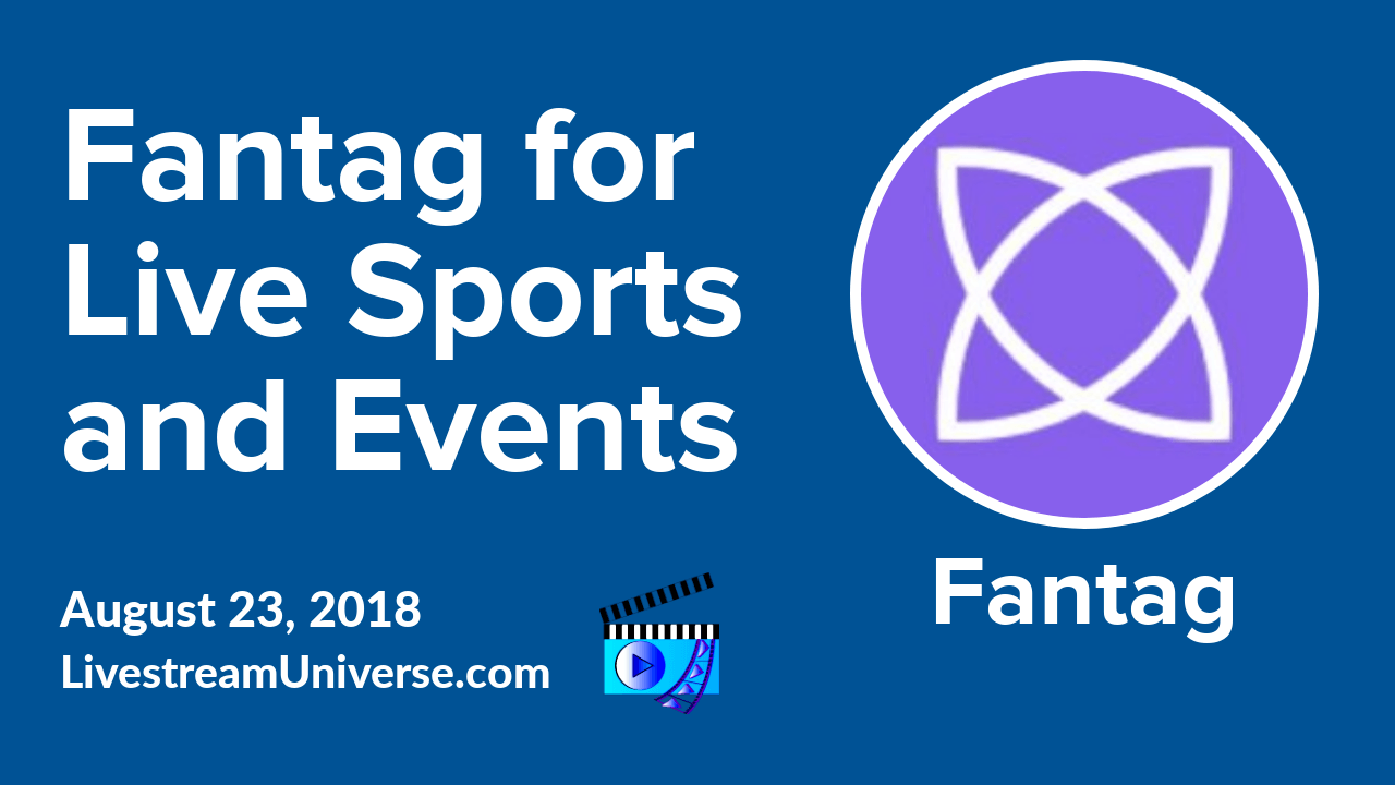 Fantag for Live Sports and Events