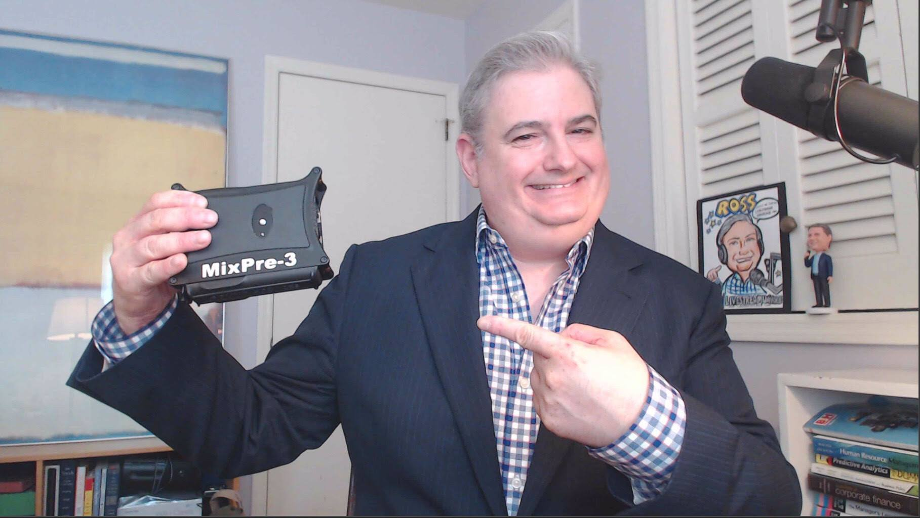 Sound Devices MixPre 3 Review Ross Brand