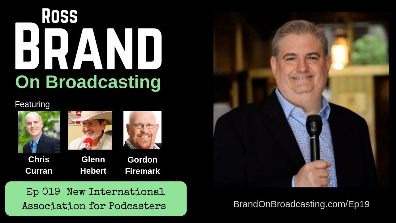 Brand On Broadcasting Ep 19 Podcast Movement News